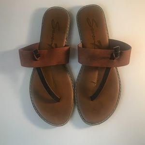 Seven7 Womens Navo1 Sandal